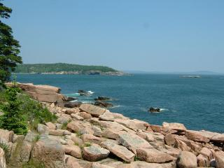Photograph of Coastal New England and Canada's Maritimes