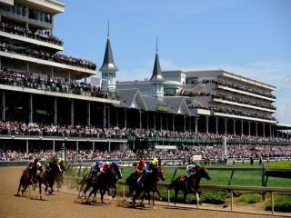 Photograph of Kentucky Derby and Beyond