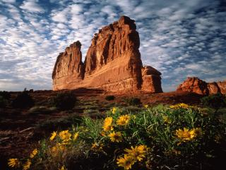 Photograph of Utah USA - Red Rocks and Canyons