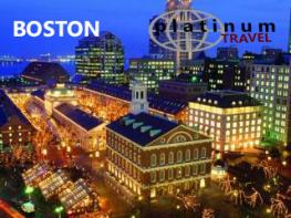 Image of Boston 4 Star Fairmount Copley Plaza