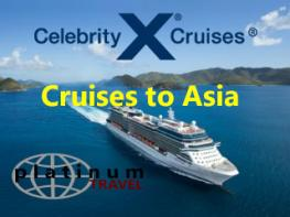 Image of Duplicate of Celebrity 17 Night Cruise - Japan & Bering Sea