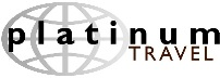Platinum Travel Logo